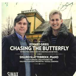 Edvard Grieg - Chasing The Butterfly
