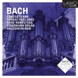Bach Concertos and Chorale Preludes - Silbermann Organ Arlesheim Cathedral