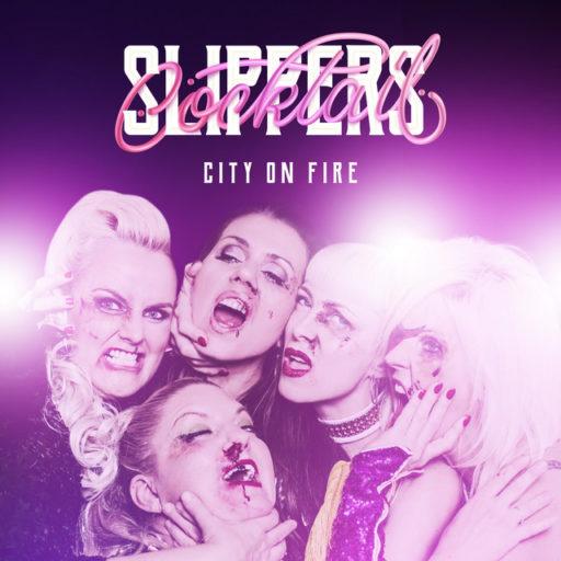 Tara Martine - City on Fire