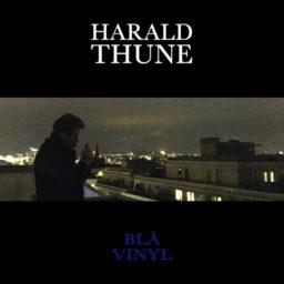 Harald Thune – Blå vinyl