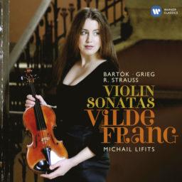 Bartok/Strauss/Grieg: Violin Sonatas