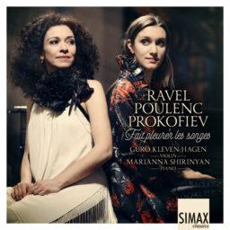 Fait pleurer les songes – Ravel · Poulenc · Prokofiev Violin Sonatas