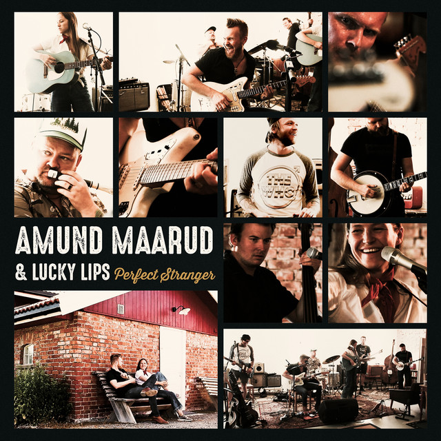 Amund Maarud - Perfect Stranger