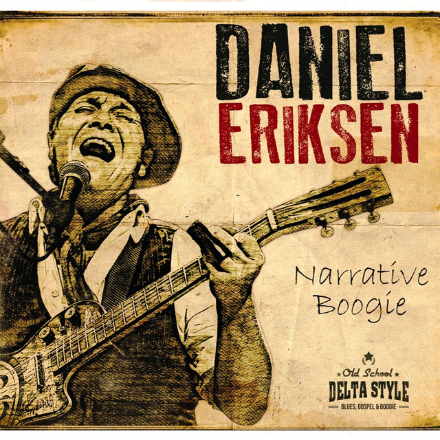 Daniel Eriksen - Narrative Boogie
