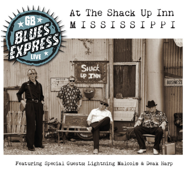 Live At The Shack Up Inn Mississippi