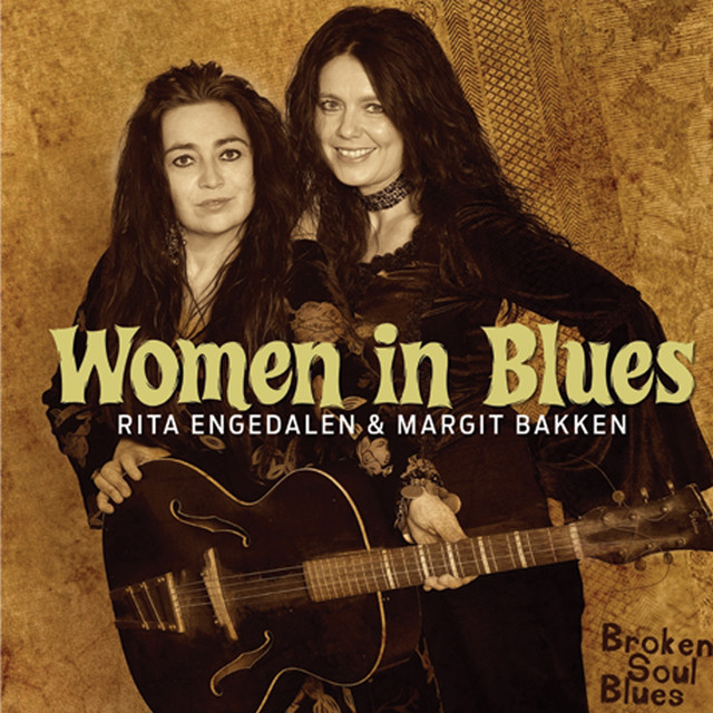 Rita Engedalen - Broken Soul Blues