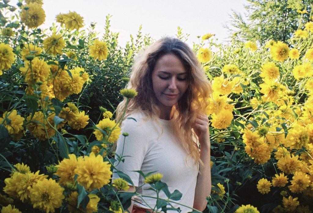 4817e713 Stjerneskuddet Anna Rebekka hyller våren på sin debutsingle | NPS Music