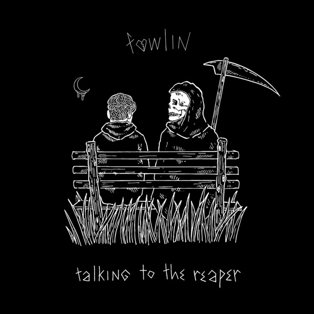 talking to the reaper