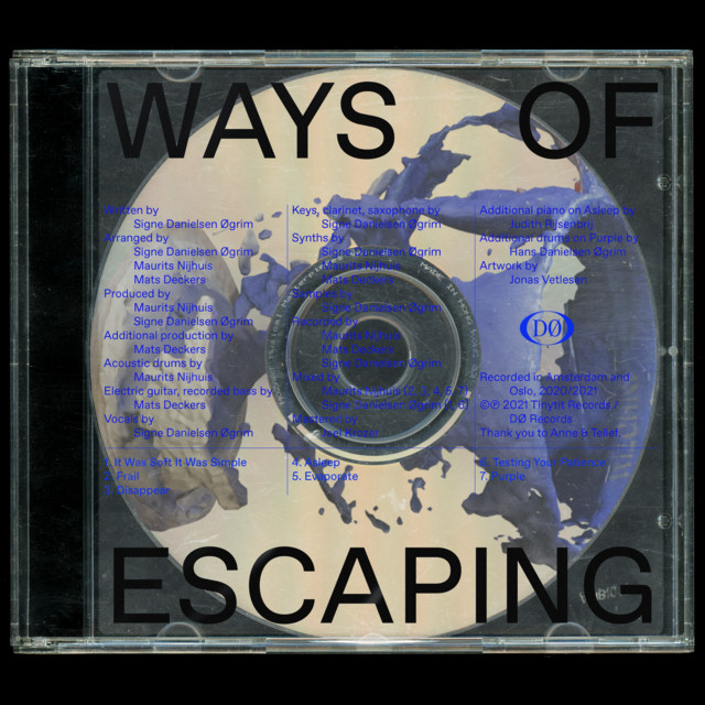 Ways of Escaping