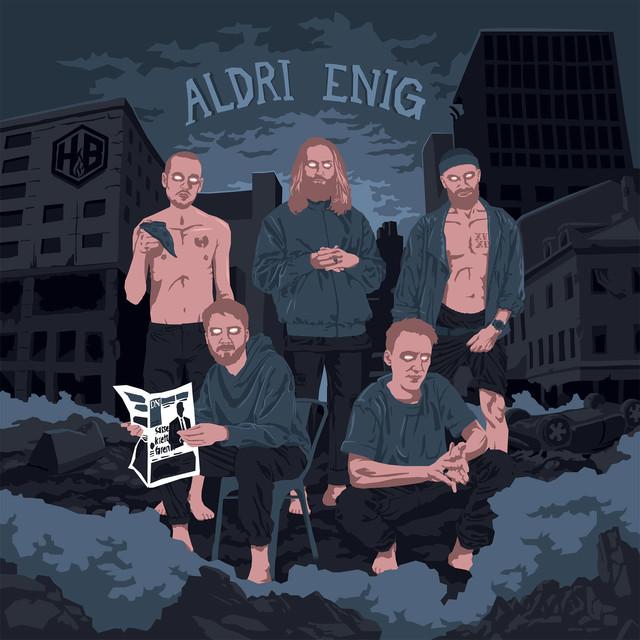 Aldri Enig