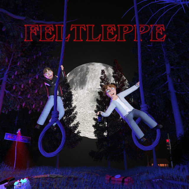 Feltleppe