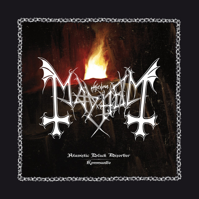 Atavistic Black Disorder / Kommando - EP