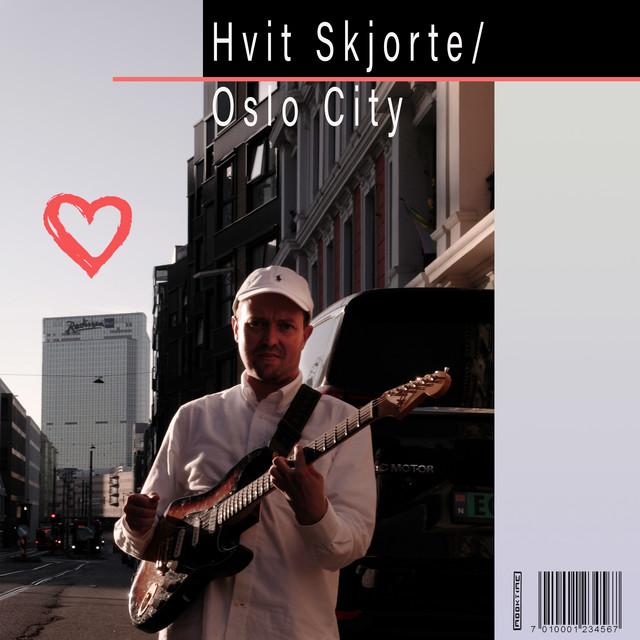 Hvit skjorte/ Oslo City